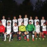 Zweite Mannschaft 1516